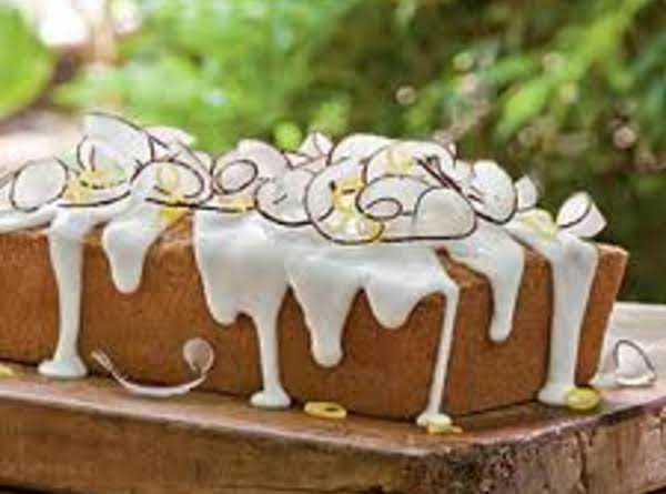 Lemon Coconut Loaf Recipe