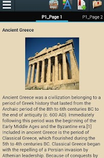 Ancient Greece History - náhled