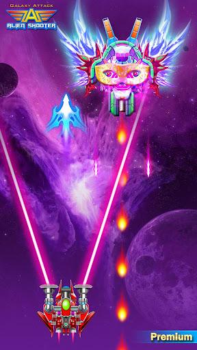 Galaxy Attack: Alien Shooter (Premium) 21.7 screenshots 2