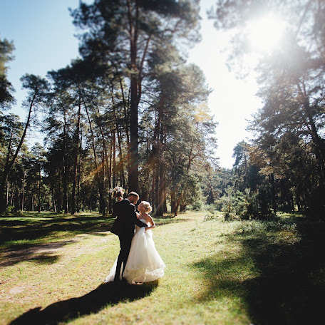 Wedding photographer Sergey Volkov (volkway). Photo of 30.09.2017