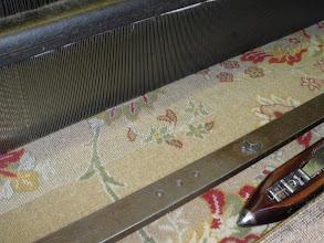 Photo: Weaving