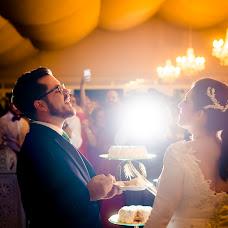 Wedding photographer Olmo Del valle (olmodelvalle). Photo of 18.10.2017