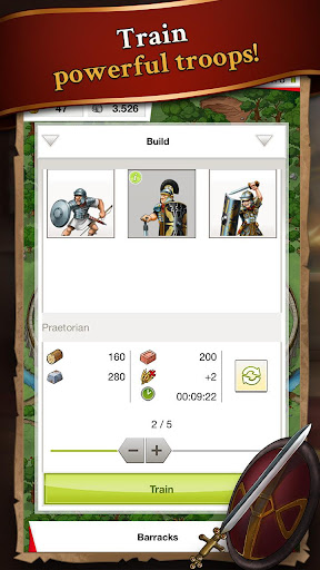 Travian Kingdoms 1.5.8627 screenshots 3