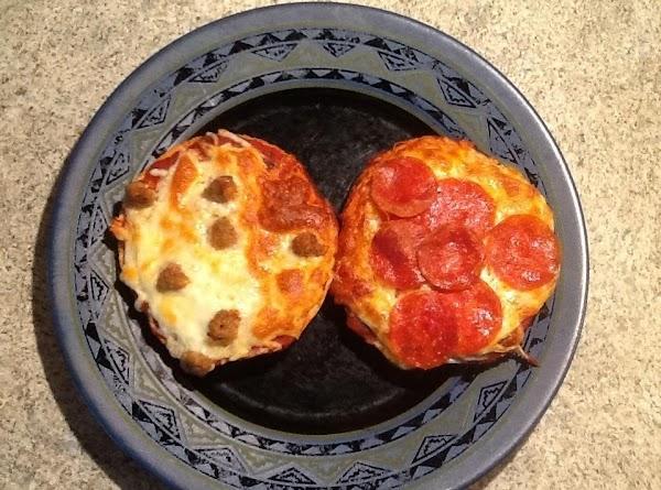 Pizza Bagels Recipe