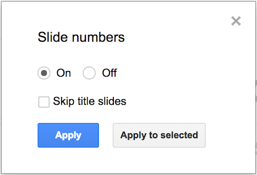Google announces some great updates to Slides and Docs