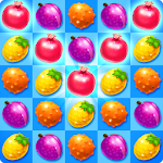 Bomb Fruit - Free Match 3 Game