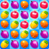 Bomb Fruit - Free Match 3 Game Android APK Download Free By Bubble Shooter Games By Ilyon