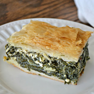 Spanakopita Without Feta Recipes