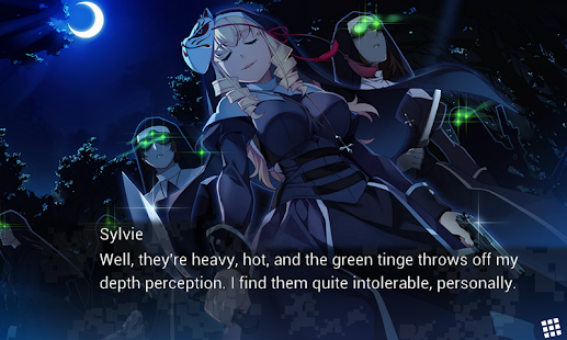 Grisaia Phantom Trigger Vol.3 Screenshot