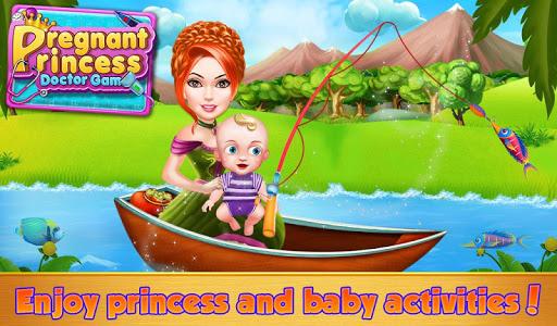 Pregnant Princess Doctor Game v1.0.1