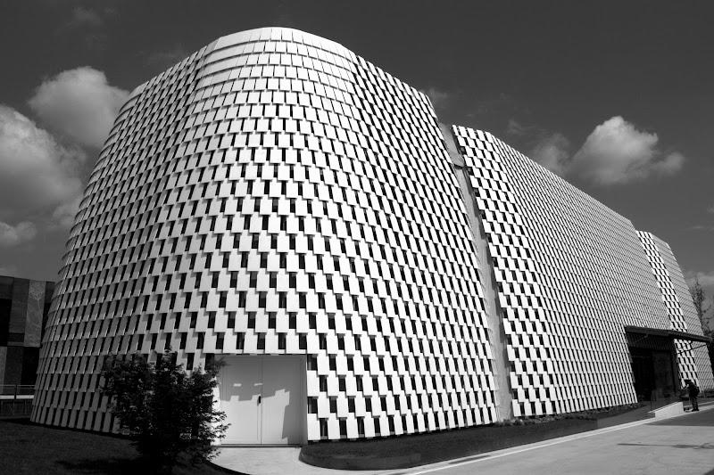 Architetture e nuvole di paolo-spagg
