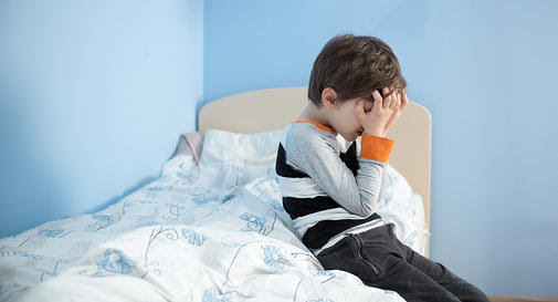 Bed-wetting: How to help your child cope emotionally