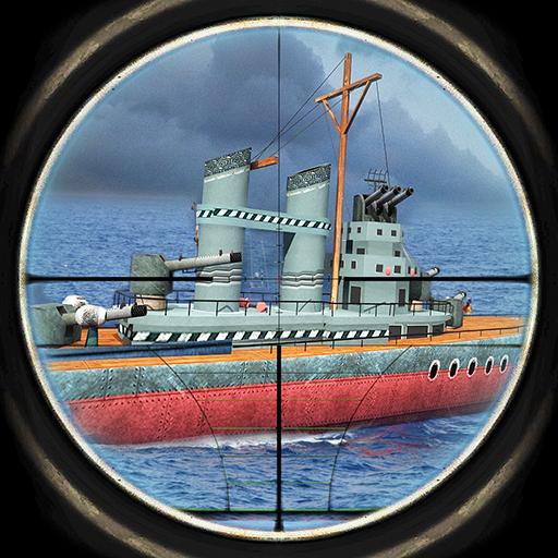 Police Sniper:Drugs Battleship