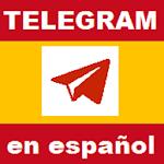 Telegram en español (unofficial) icon