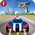 Police Car Game – Cops Car Racing & Bank Robbery icon