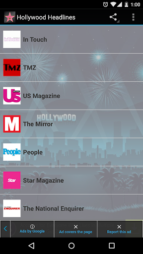 Hollywood Headline: Celeb News