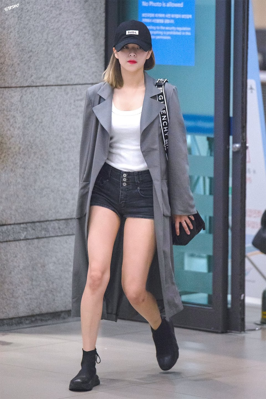 jeongyeon legs 29