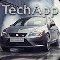 TechApp for Seat icon