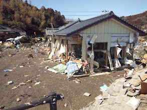 Photo: いわき自立生活センターの小野さん提供