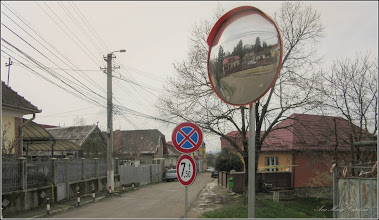 Photo: Str. Tribunu Corcheş, intersectie cu Str. Sirenei - 2018.04.07