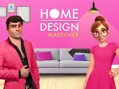 Home Design Makeover Mod 228g Apk Unlocked All