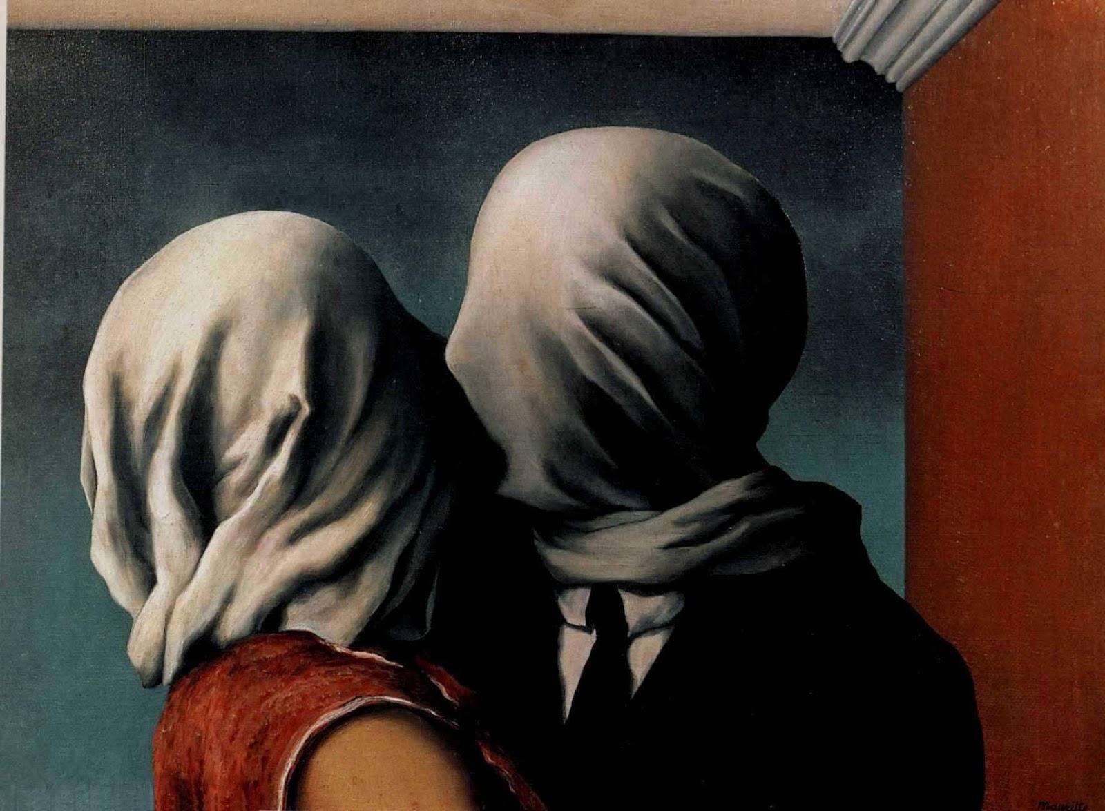 Les Amants: il bacio (e l'amore) tra enigma e cecità