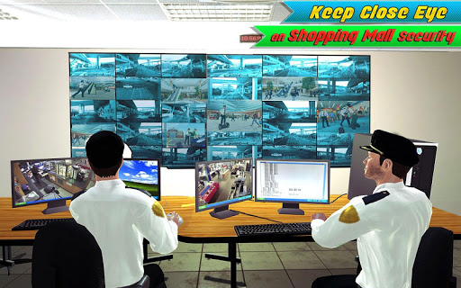 Mall Cop Duty Arrest Virtual Police Officer Games 6 screenshots 8