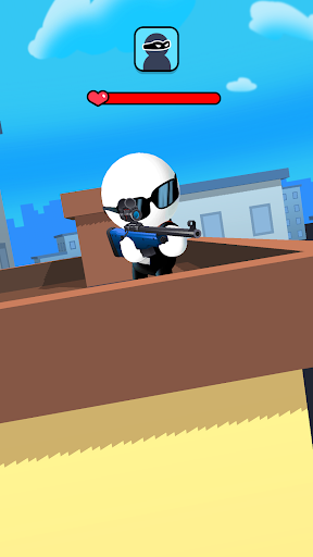 Johnny Trigger: Sniper apkdebit screenshots 1