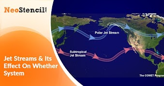 Jet Streams and its effect on weather system