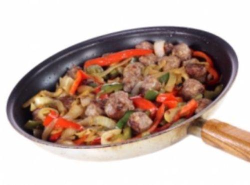 Turkey Sausage And Peppers Recipe