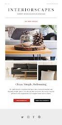 Interiorscapes Trends - Medium Email item