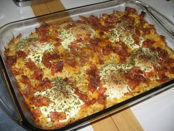 A Wonderful Breakfast Or Brunch Meal..this Was Enjoyed By My Family And   I Have Been Informed To Make It Again Soon.