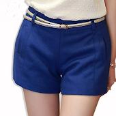 Design of Women Short Pants Mod