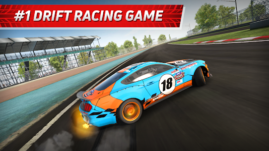 CarX Drift Racing MOD 1.14.3 (Unlimited Coins/Gold) Apk + Data 9