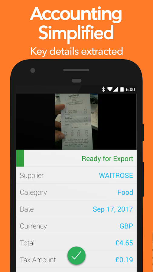Letter Of Receipt Template Word Receipt Bank Auto Bookkeeping  Receipt Scanner  Android Apps On  Commercial Invoice And Proforma Invoice Pdf with Invoice For Contractors Pdf Receipt Bank Auto Bookkeeping  Receipt Scanner Screenshot Receipt Organizer Pdf