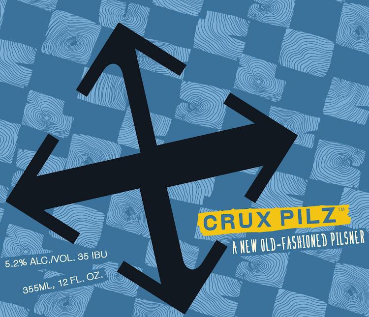 Logo of Crux Fermentation Project Pilz