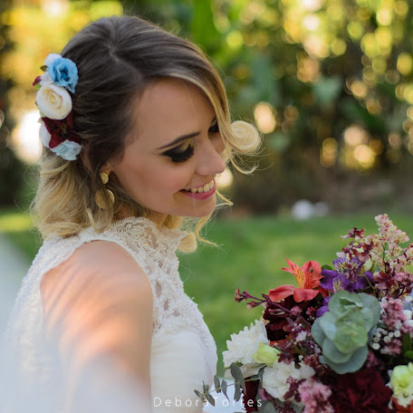 Wedding photographer Débora Torres (DeboraTorres). Photo of 06.09.2017