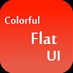 ColorfulFlatUi - Cm 12/12.1 v1.4