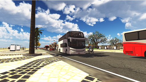 Télécharger Proton Bus Simulator Road mod apk screenshots 3