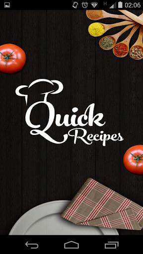 Quick Recipes