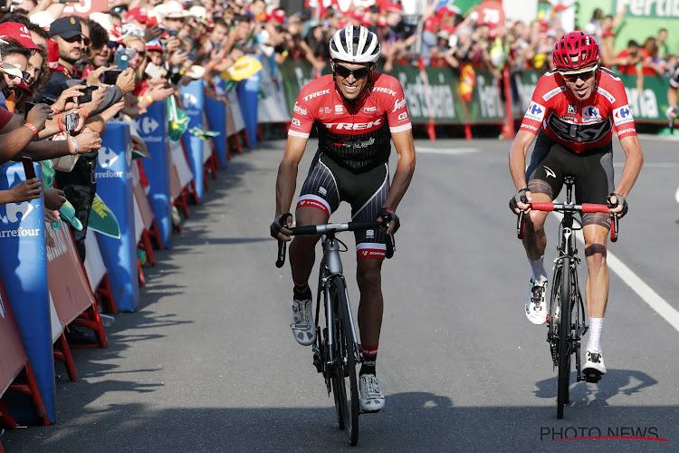 """Contador gelooft niet in overstap van Froome tijdens het seizoen: """"Niet vanwege ploegstrategie, ondenkbaar"""""""