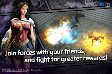 DC: UNCHAINED APK screenshot thumbnail 10