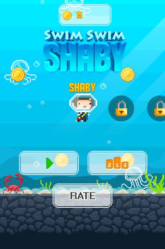 Swim Swim Shaby