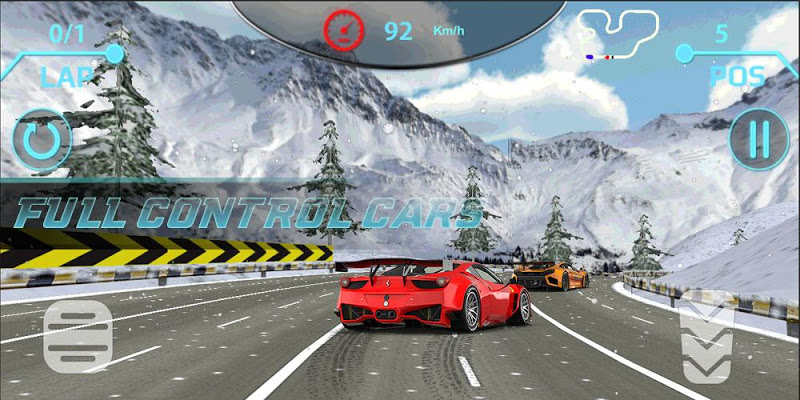 Speed Racing Ultimate Fever - screenshot