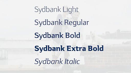 Ny og forbedret identitet til Sydbank preview
