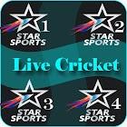 Live Sports Star Cricket - All Live HD Cricket