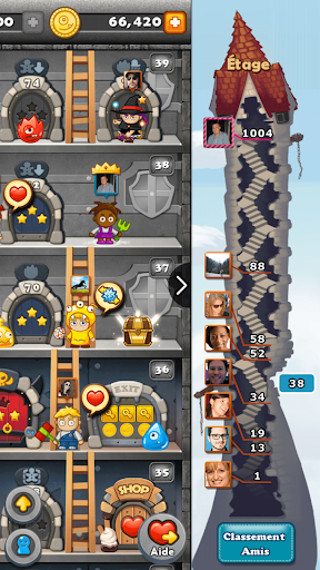 Code Triche Monster Busters APK MOD screenshots 4