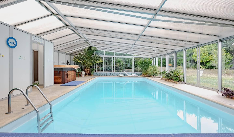 Maison avec piscine et jardin Saint-sebastien-sur-loire