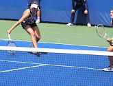 Mertens en Sabalenka verliezen dubbelfinale in Wuhan