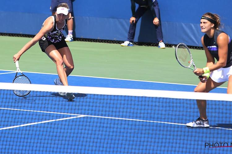 Mertens grijpt na triomf op US Open in Wuhan net naast nieuwe titel